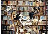 plakat bibliotrka